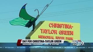 Remembering Christina-Taylor Green, 7 years later