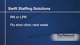 Who's Hiring: Swift Staffing Solutions