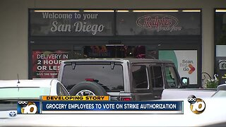 Local, independent grocery stores monitoring strike vote