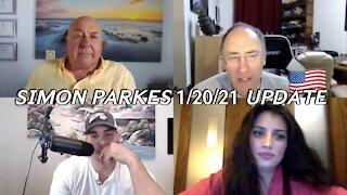 Simon Parkes Update w/ Charlie Ward, David Nino Rodriguez + (January 20th 2021)