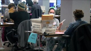More counties begin canvassing process