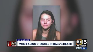 Mother accused of killing infant in Chandler identified