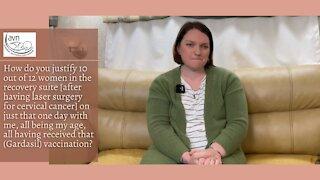 Elise shares her Gardasil Vaccine Injury story