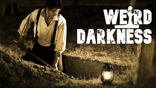 """""""TERRIFYING TRUE STORIES OF GRAVEYARD WORKERS"""" and More True Scary Stories! #WeirdDarkness"""