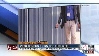 2020 Census kicks off this week