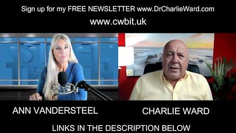 Ann Vandersteel and Charlie Ward Latest News Updates - July 8th 2021
