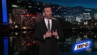 THE TREND: Jimmy Kimmel talks about Bakersfield bakery discrimination lawsuit