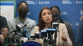 AOC: The Way To Reduce Crime Is To Stop Building Jails