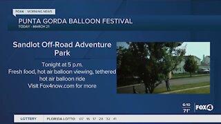 Punta Gorda Balloon festival