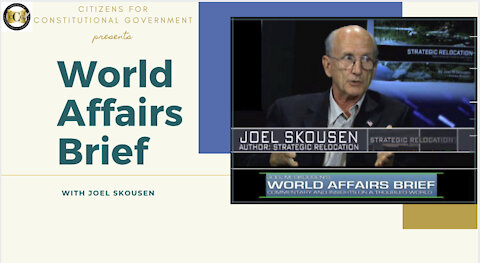 Joel Skousen - World Affairs Brief St. George, UT 2020