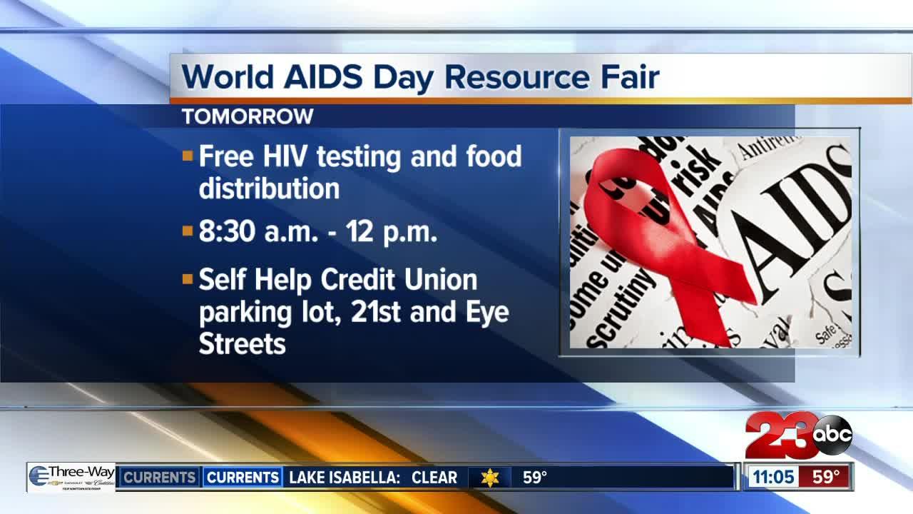 World AIDS Day Resource Fair