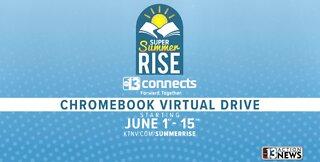Chromebook virtual drive for Las Vegas students