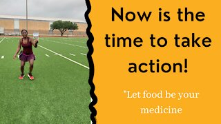 Now is the time to take action