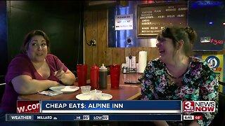 Cheap Eat$: Alpine Inn