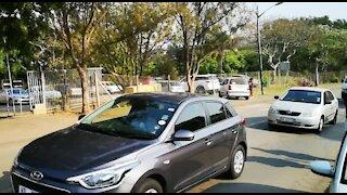 SOUTH AFRICA - Durban - Daleview Secondary school parents protest (Videos) (kkc)