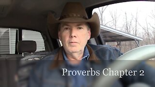 Proverbs Chapter 02: Pickup Truck Podcast
