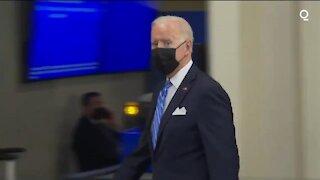 Biden Finally ADMITS The Border Is NOT Under Control