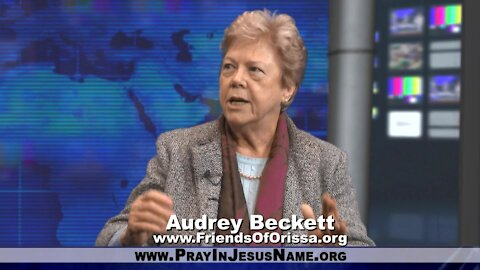 Audrey Beckett Shares How You Can Change Lives For Christ