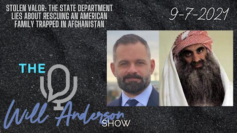 Stolen Valor: The State Department Lies About Rescuing An American Family Trapped In Afghanistan