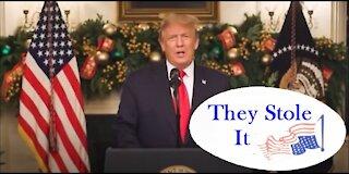 Trump and Biden agree about Democrat Election Fraud