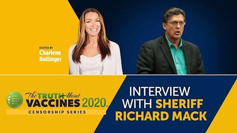 Charlene Bollinger Interviews Sheriff Richard Mack