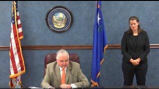 Gov. Sisolak announces Nevada Phase 1 reopening date