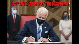 EP 06 - Day One: Destroy The Economy & Label Half The Country Domestic Terrorists
