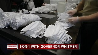 1-on-1 with Governor Whitmer