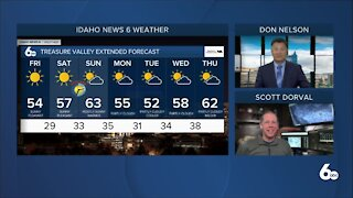 Scott Dorval's Idaho News 6 Forecast - Thursday 3/11/21