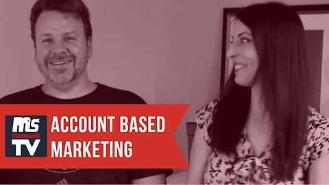 Account Based Marketing Basics