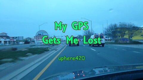 My GPS Gets Me Lost in Ocean City