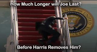 Biden Falls, When will Harris Take Over?