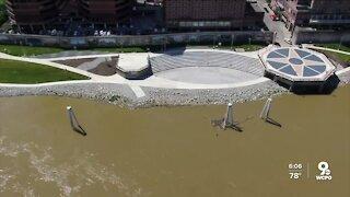 Covington Plaza reimagines the riverfront, opens Friday