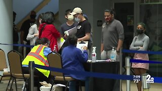 Notre Dame of Maryland holding vaccine clinic