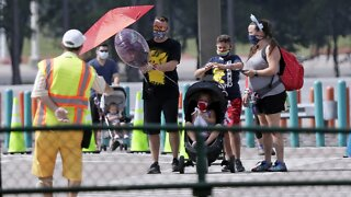 Walt Disney World Updates Mask Requirements To Close Possible Loophole