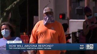 How will Arizona respond to spread of COVID-19