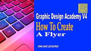 Graphic Design Acad-V4 How To Create A Flyer