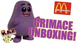 McDonald's Grimace Funko Pop Unboxing