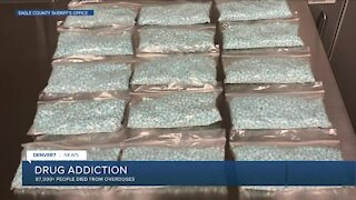 Drug addiction: illegal fentanyl can be deadly