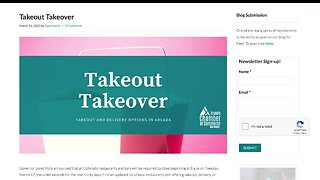 Arvada Chamber of Commerce creates Takeout Takeover to help restaurants