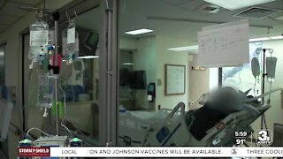 Unvaccinated COVID cases and hospitalizations growing rapidly