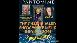 THE CHARLIE WARD SHOW W/MEL K HIGHLIGHTS