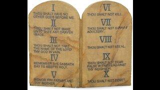 Crucifixional Life Stream - The Third Commandment