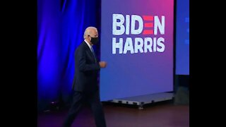 Possible Russian interference with the Biden campaign