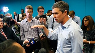 Democrat O'Rourke talks about abortion in televised town hall
