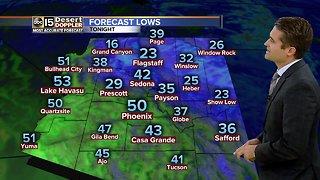 Arizona weather forecast: Beautiful holiday weekend ahead