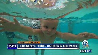 Kids Safety: Hidden dangers in the water