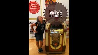 COUNTRY MUSIC HALL OF FAME Nashville TN Episode 2