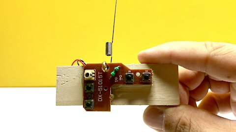 3 SIMPLE INVENTIONS ( WIRELESS SWITCH ... )