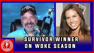 Survivor Winner Chimes in on Woke Season